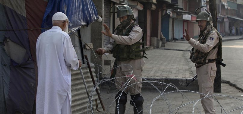 COMMUNICATION BLOCKADE AFFECTS PATIENT CARE IN KASHMIR
