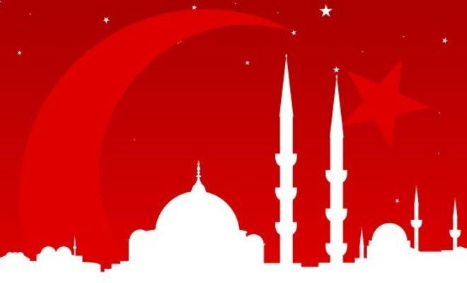 İslam Sancağı Türkiyeden Dalgalanacak