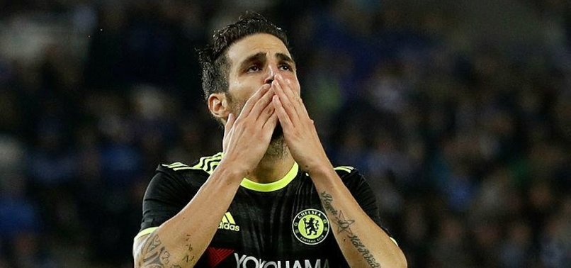 FABREGAS STARTS FOR MONACO AFTER SIGNING FROM CHELSEA