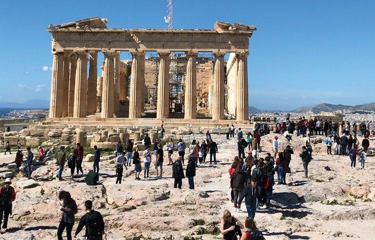 İstanbul'a bir saat uzaklıktaki sıcak Avrupa şehirleri Atina ve Selanik, yurtdışında hafta sonu planlarına ilk sıradan dahil olmayı hak ediyorlar.