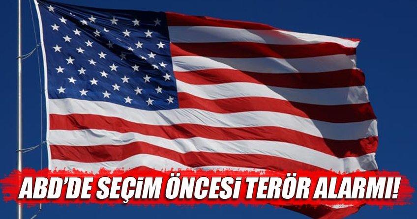 ABD'de terör alarmı!