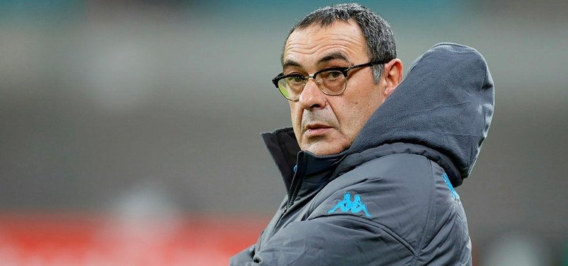 CHELSEA SET TO BAG SARRI, SAYS NAPOLI PRESIDENT