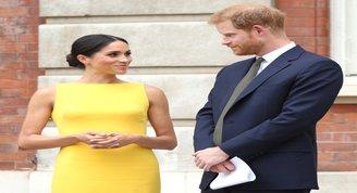 Prens Harry ve Meghan Markle Instagramda!