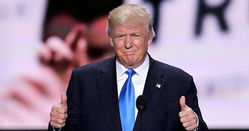 Anketler fena çuvalladı Donald Trump başkan oldu