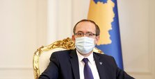Kosovo PM tests positive for COVID-19