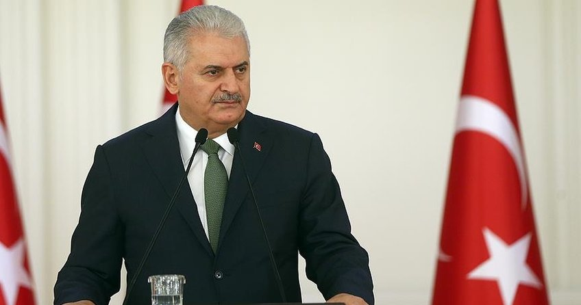 Başbakan Binali Yıldırım Büyükelçilere hitap etti
