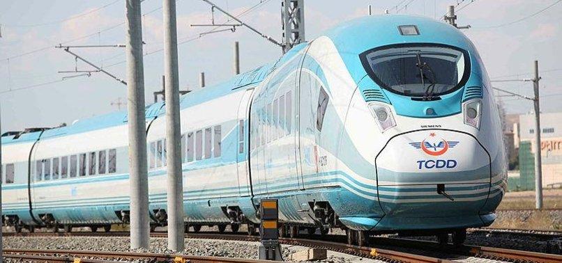 TURKEY TO GET HIGH-SPEED TRAINS FROM SIEMENS