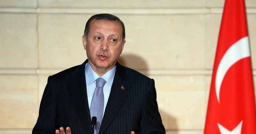 Cumhurbaşkanı Erdoğan: ABye üyelik süreci bizi ciddi manada yoruyor