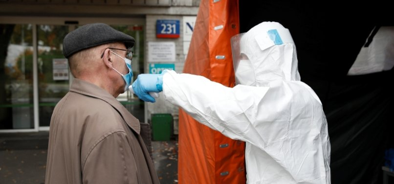 POLAND SEES HIGHEST DAILY SPIKE IN VIRUS CASES, DEATHS