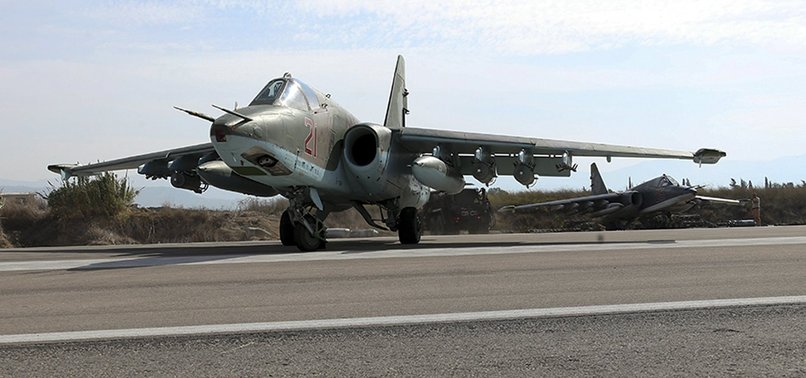 US MILITARY SAYS RUSSIA DEPLOYED FIGHTER JETS TO LIBYA BACK MERCENARIES