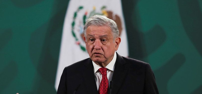 MEXICO PRESIDENT PRESSES U.S. FOR DETAILS ON ARREST OF EL CHAPOS WIFE