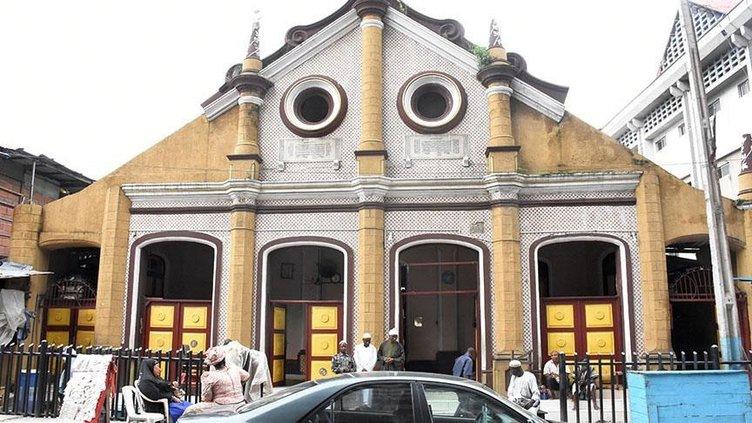 Nijerya'da bir 'Türk Camisi'(20 Ekim2018 )