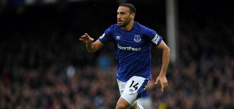 EVERTONS TOSUN TWEETS TO TURKISH SOLDIERS IN AFRIN