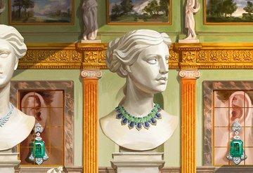 Bulgari Barocko koleksiyonu tanıtıldı