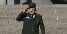Turkish army chief holds phone talk with US general