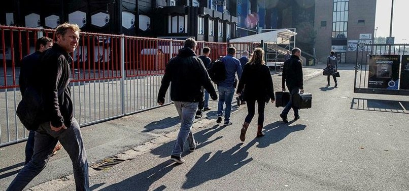 9 ARRESTS IN BELGIAN FOOTBALL FRAUD, MATCH-FIXING SCANDAL