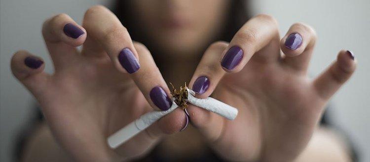Sigarayı bırakma polikliniklerinden 2,5 milyon kişi hizmet aldı
