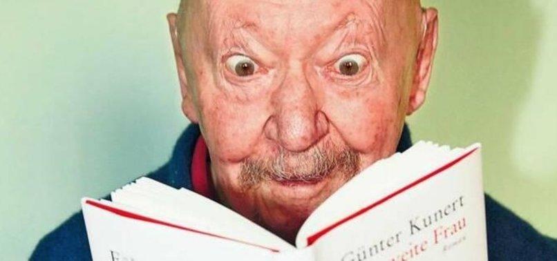 PROLIFIC GERMAN WRITER GUENTER KUNERT DIES AT 90
