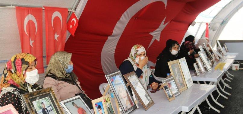 KURDISH MOTHERS DETERMINED TO TAKE PKK-KIDNAPPED CHILDREN BACK
