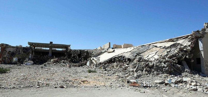 VIOLENCE LEFT OVER 430 PEOPLE DEAD IN 2017 IN LIBYA