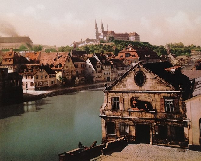 Michaelsberg semti, Bamberg