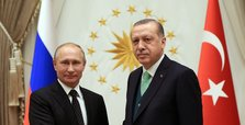 Turkish, Russian leaders discuss Syria over phone