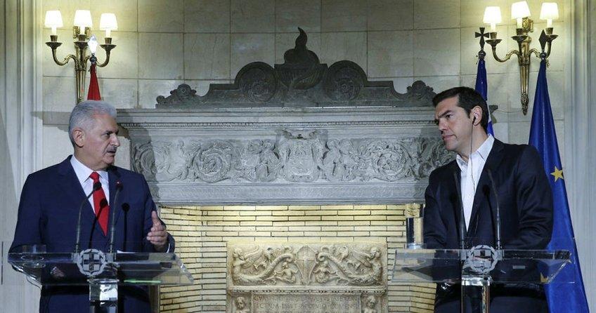 Başbakan Yıldırım'dan Atina'da flaş açıklamalar