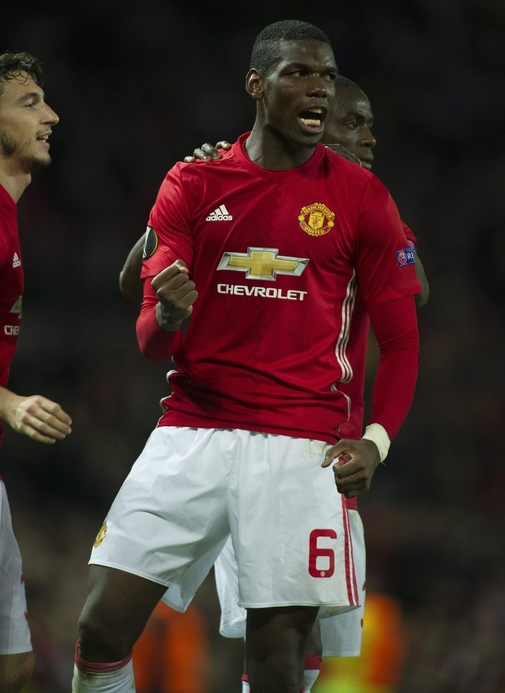 The real winner of the match was the most expensive player in history, Paul Pogba.