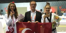 Turkey wins gold, bronze at World Taekwondo Grand Prix