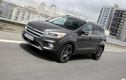 TEST · Ford Kuga 1.5 TDCi Powershift Titanium