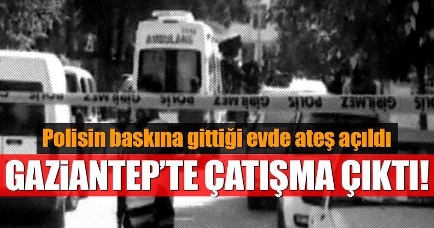 Gaziantep'te çatışma çıktı!
