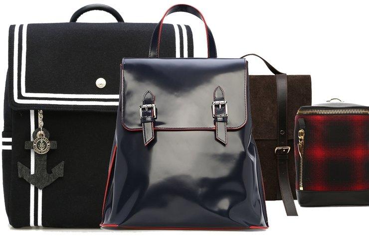 Bir kaç sezondur trendler dahilinde olan sırt çantaları, gündüz ve gece kullanımda olduğu gibi, mini seyahatlar için de ideal. Henüz bir sırt çantası edinmediyseniz, sizin için derlediğimiz sezonun sırt çantaları galerimize göz atın ve size en uygun modeli seçin.