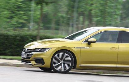 TEST - VW ARTEON 1.5 TSI ACT 150 HP DSG R-LİNE