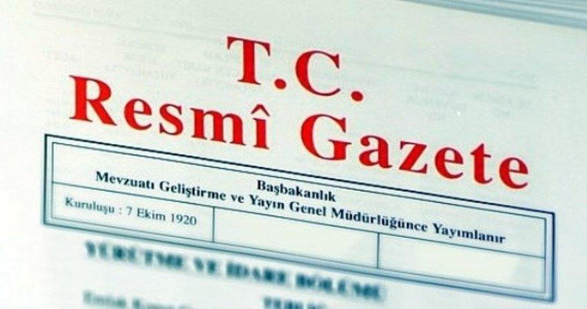 Resmi Gazete'de yeni OHAL Kararnamesi yayımlandı