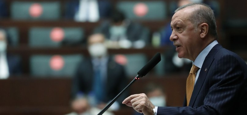 TURKEYS ERDOĞAN: WESTERN COUNTRIES ATTACKING ISLAM WANT TO RELAUNCH CRUSADES