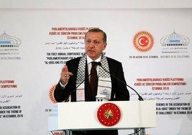 Cumhurbaşkanı Erdoğan: İsrail Cumhurbaşkanı'na söyledim, son derece tehlikeli buluyorum