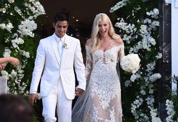 Devon Wındsor, Johnny Barbara ile evlendi