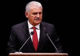 Başbakan Beştepe'de sürprizi açıkladı