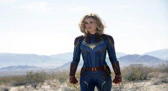 Captain Marvel kadrosu