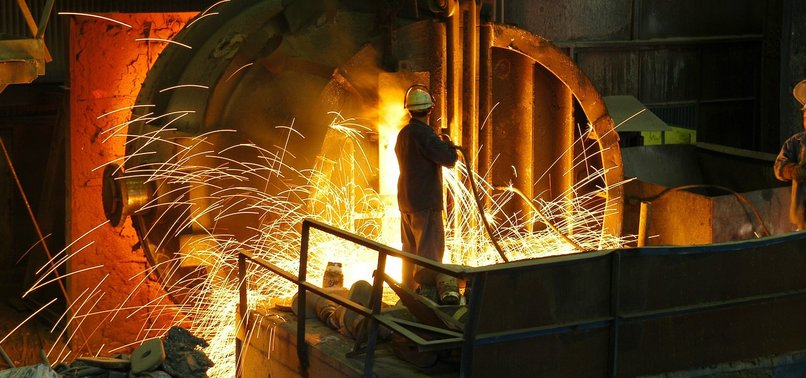 TURKEYS CRUDE STEEL PRODUCTION HITS HISTORIC HIGH