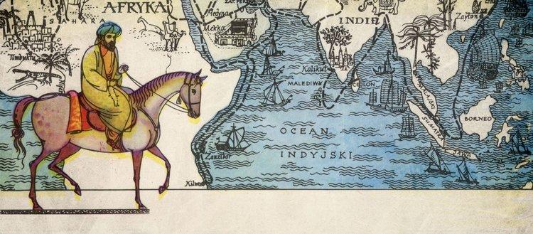 Ortaçağ'ın en büyük seyyâhı İbn Battuta'nın...