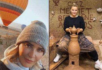 Kapadokyada keyifli tatil