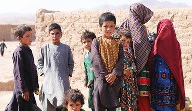 Yeni başlayanlar için Afganistan sözlüğü