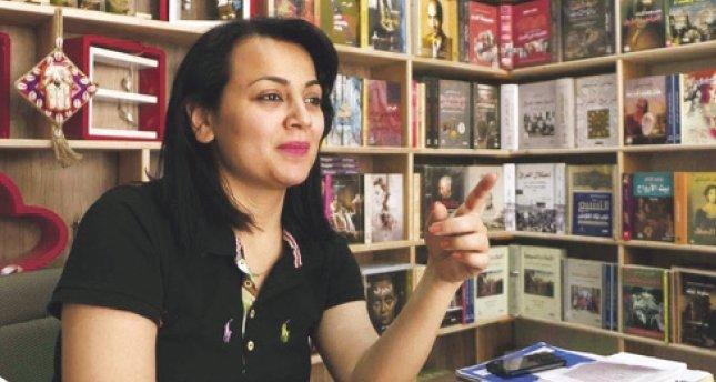 Bağdat'ın ilk kadın kitapçısı