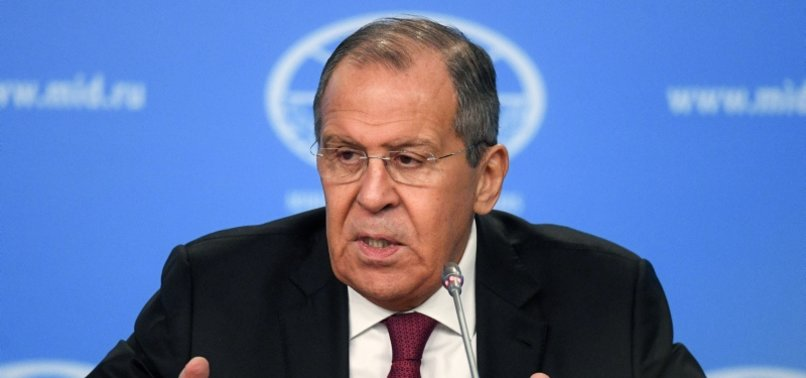 LAVROV: 1998 ADANA PACT COULD SOLVE TURKEY-SYRIA ISSUES