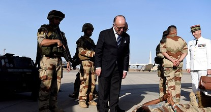 pFrench Prime Minister Bernard Cazeneuve on Thursday warned troops stationed in Africa's Sahel region that they should prepare for a long war against terrorists./p  pHe also promised Chad, where...