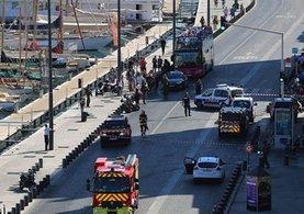 Son dakika: Fransa'da terör paniği!