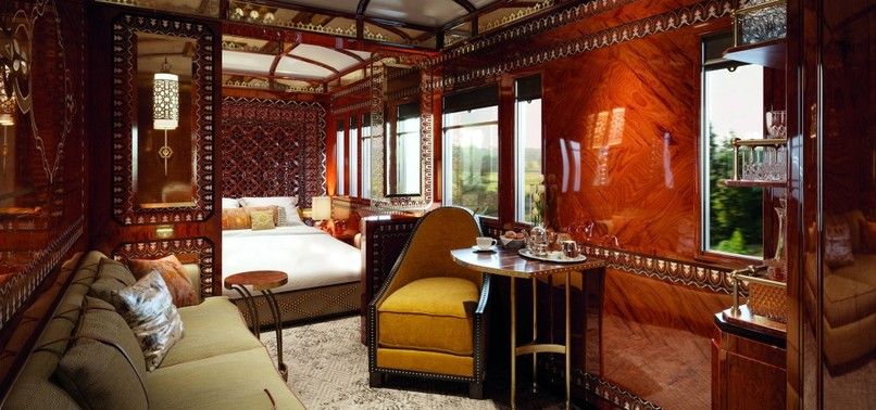 INSIDE CHRISTIES WORLD: POSTCARD FROM THE ORIENT EXPRESS