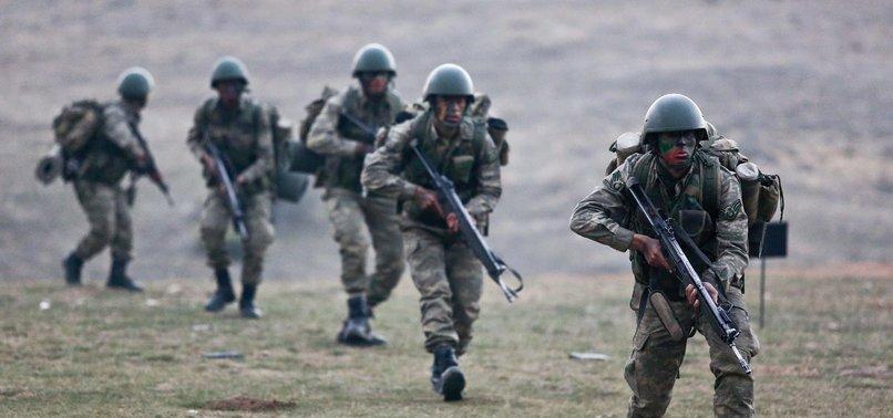 TURKISH SECURITY FORCES NEUTRALIZE WANTED PKK TERRORIST