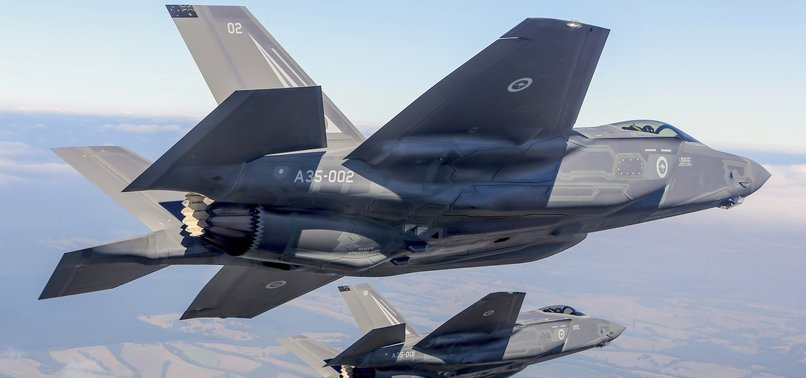 US STOPS TURKISH PILOTS CURRENTLY TRAINING ON F-35S
